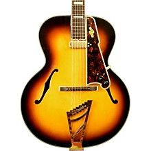 Open Box D'Angelico EX-Style B Acoustic-Electric Archtop Guitar