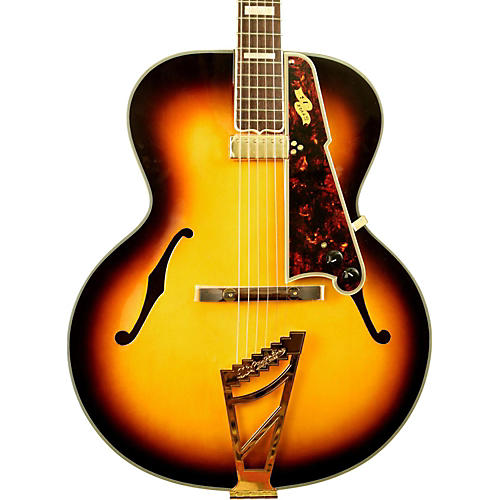 EX-Style B Acoustic-Electric Archtop Guitar