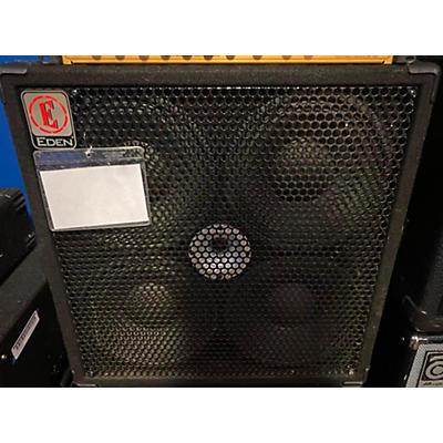 Eden EX410 Bass Cabinet