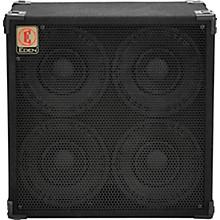 Eden EX410 SC4 400W 4x10 Bass Speaker Cabinet