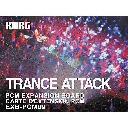Korg EXB-PCM09 TRITON Trance Attack Expansion Board