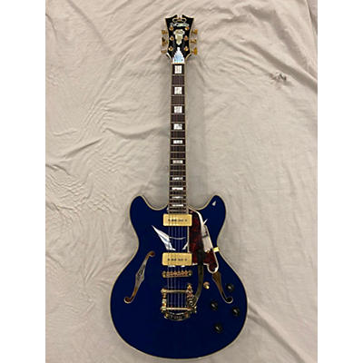 D'Angelico EXCEL DC W/BIGSBY Hollow Body Electric Guitar