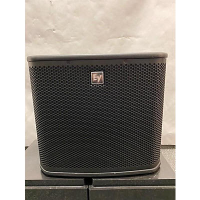 Electro-Voice EXL2000-12SP POWERED SUB Powered Subwoofer