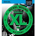 D'Addario EXL220BT Balanced Tension 40-95 Long Scale Electric Bass String Set thumbnail