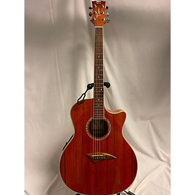 Dean EXOTICA DAO Acoustic Electric Guitar