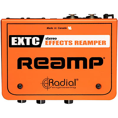 Radial Engineering EXTC Stereo Guitar Effects Interface