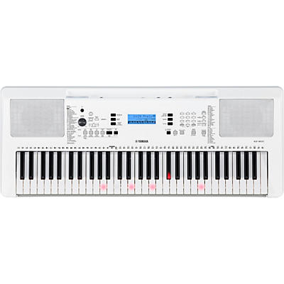 Yamaha EZ-300 61-Key Lighted Key Portable Keyboard