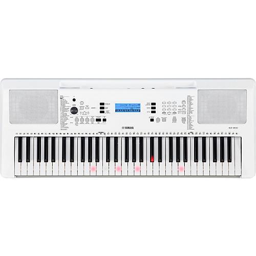 Yamaha EZ-300 61-Key Lighted Key Portable Keyboard