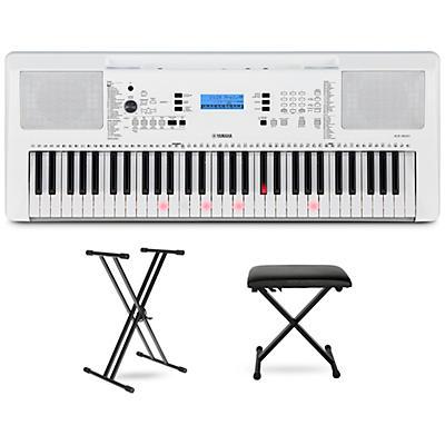 Yamaha EZ-300 Digital Keyboard Package