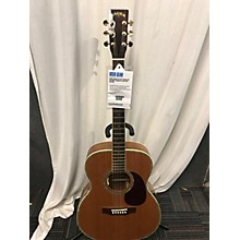 Zager EZ PLAY ZAD80 OM Acoustic Electric Guitar