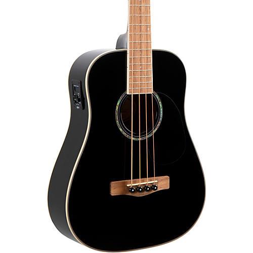 Mitchell EZB Super Short-Scale Acoustic-Electric Bass Black