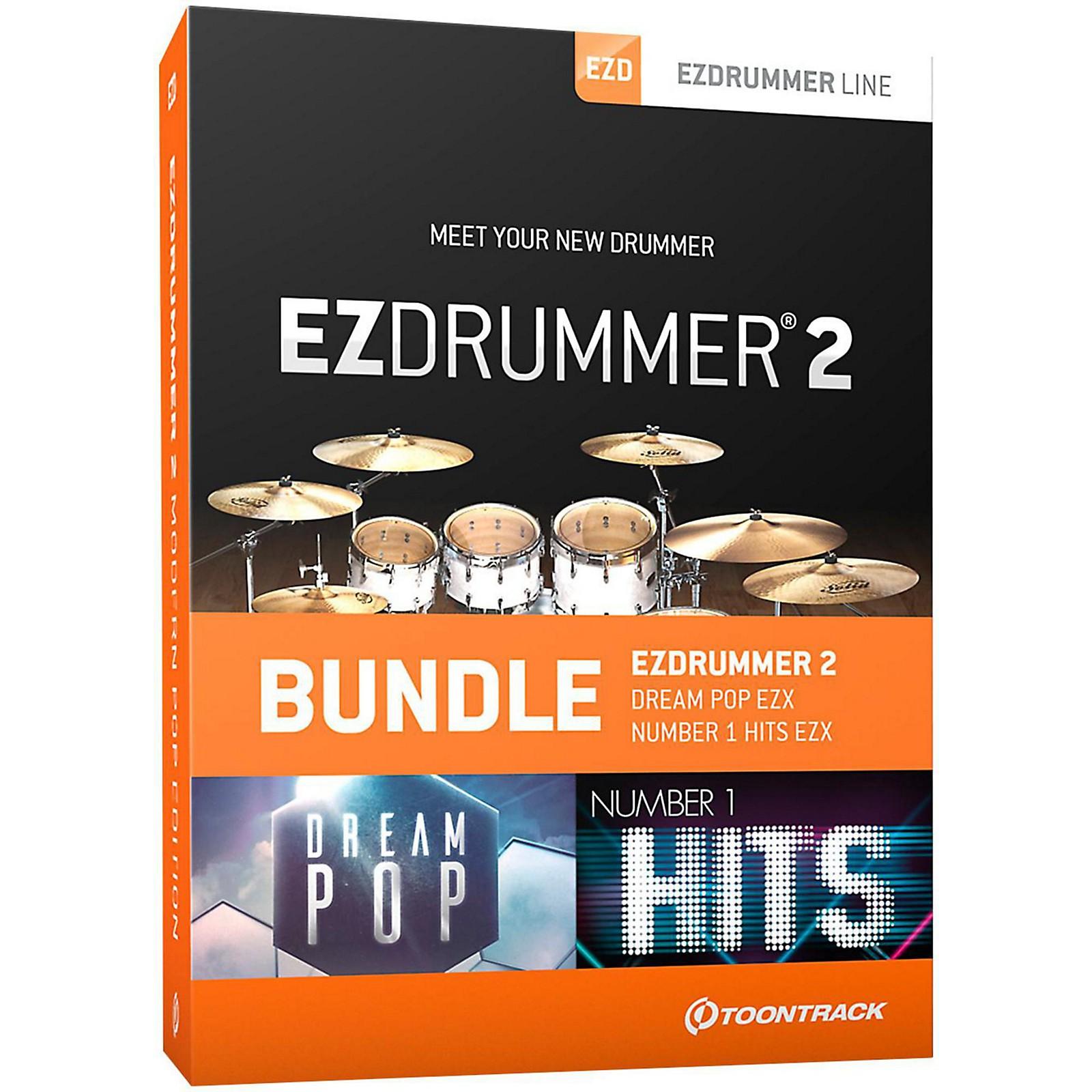 Toontrack EZDrummer 2 Modern Pop Edition