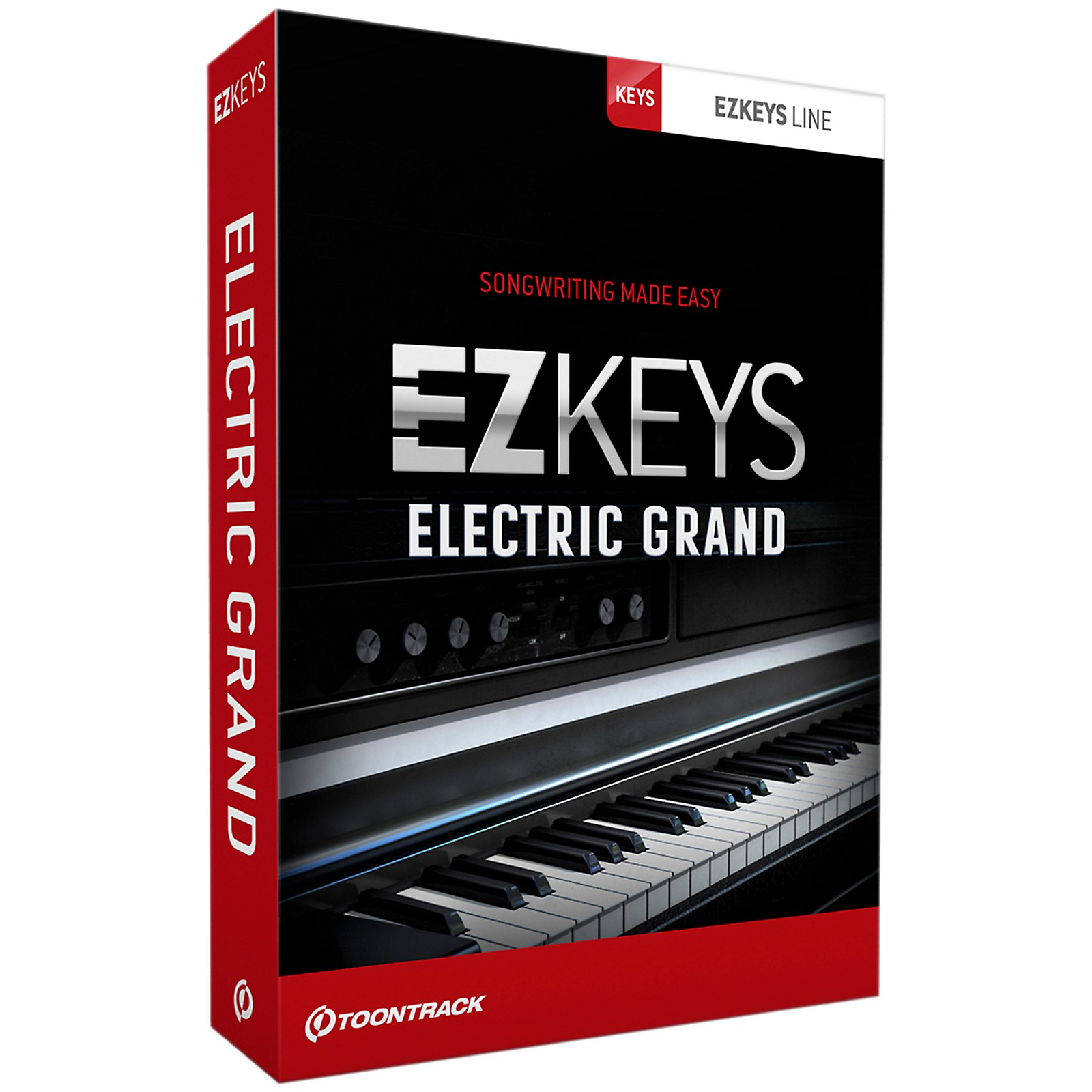 Toontrack EZKeys Electric Grand Software Download