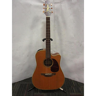 Takamine Ean10c With Gator Hard Case Acoustic Electric Guitar