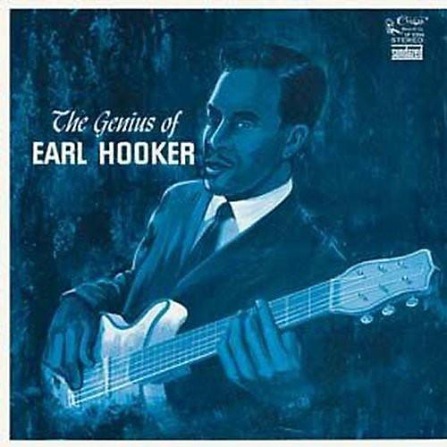 Alliance Earl Hooker - The Genius Of Earl Hooker