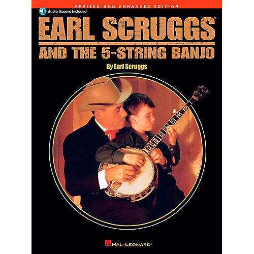Hal Leonard Earl Scruggs and the 5-String Banjo (Book and Download Package)