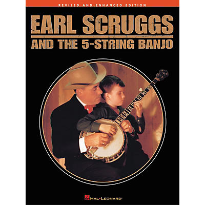 Hal Leonard Earl Scruggs and the 5-String Banjo (Book)