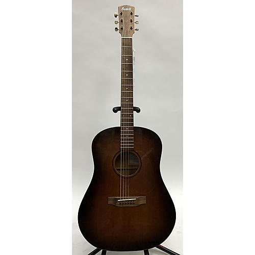 Bedell Earth Song Acoustic Electric Guitar Sandburst