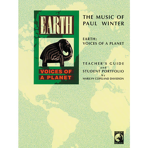 Alfred Earth: Voices of the Planet Teachers Guide and CD