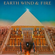 Open Box Earth Wind & Fire - All N All