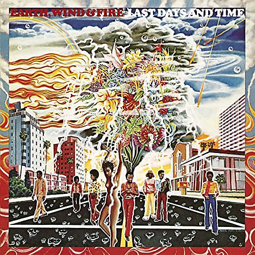 Alliance Earth Wind & Fire - Last Days & Time