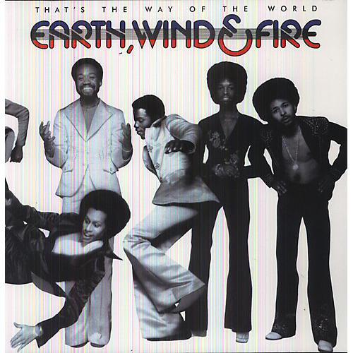 Alliance Earth, Wind & Fire - That's the Way of the World