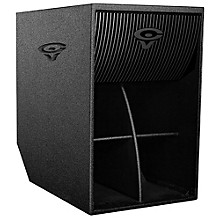 "Open Box Cerwin-Vega Earthquake 18"" Passive Subwoofer"