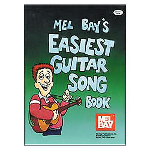 Mel Bay Easiest Guitar Songbook