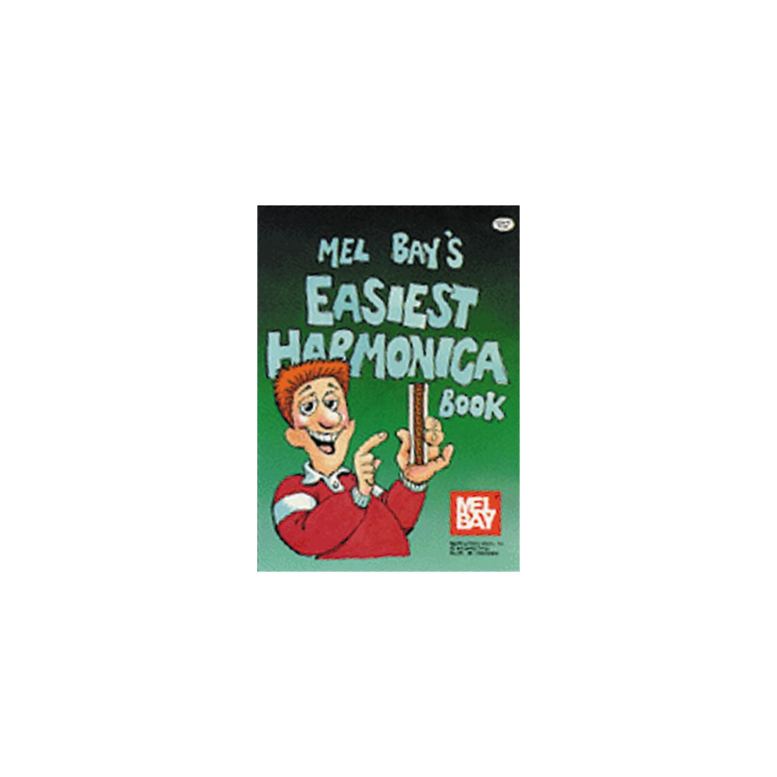 Mel Bay Easiest Harmonica Book