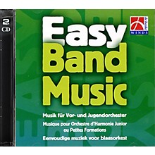 De Haske Music Easy Band Music (Brass Band CD) De Haske Brass Band CD Series CD  by Various
