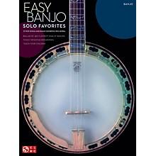 Hal Leonard Easy Banjo Solo Favorites banjo songbook
