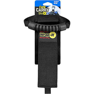 "Wrap-It Storage Straps Easy-Carry 22"" Cable Strap"