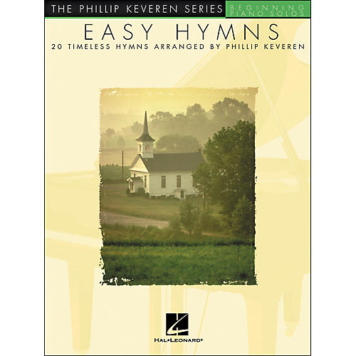 Hal Leonard Easy Hymns - The Philip Keveren Series Beginning Piano Solos
