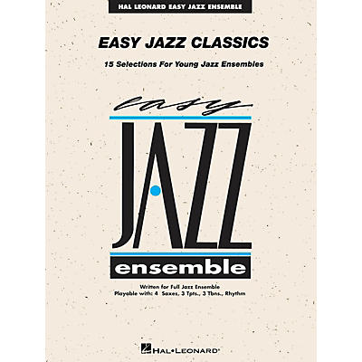 Hal Leonard Easy Jazz Classics - Trumpet 3 Jazz Band Level 2
