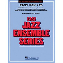 Hal Leonard Easy Jazz Ensemble Pak 20 (Christmas) Jazz Band Level 2 Arranged by Jerry Nowak