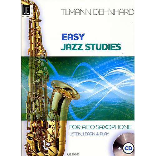 Theodore Presser Easy Jazz Studies (Book + CD)