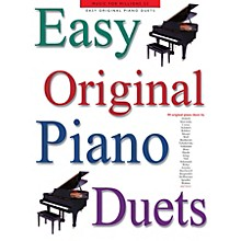 Music Sales Easy Original Piano Duets Music Sales America Series Softcover