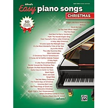 Alfred Easy Piano Songs: Christmas Easy Hits Piano Songbook