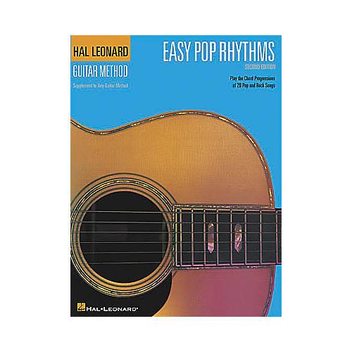 Hal Leonard Easy Pop Rhythms - 2nd Edition Book