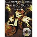 Music Sales Easy Renaissance Pieces For Classical Guitar (Book/CD) thumbnail