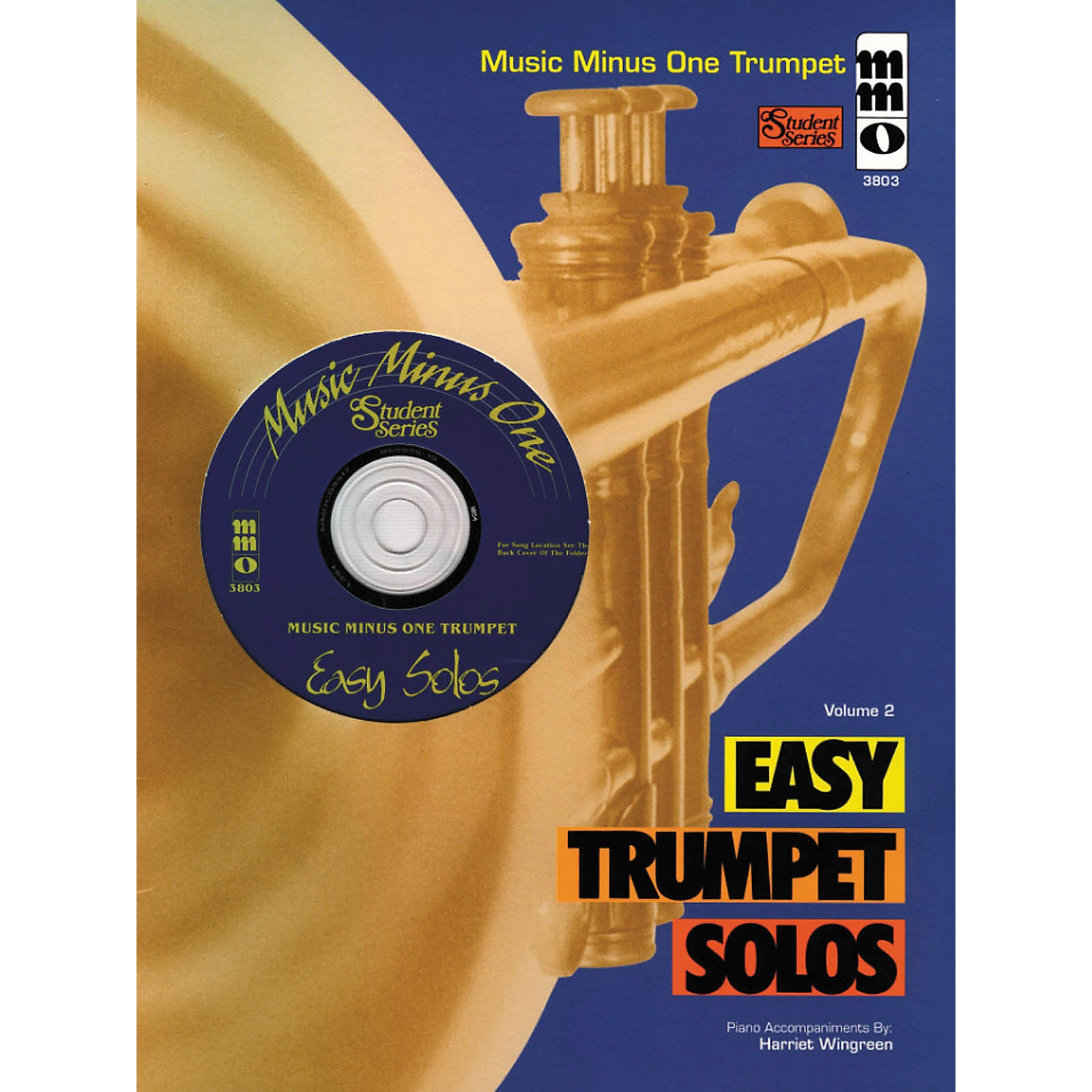 Hal Leonard Easy Solos Trumpet Student Vol2