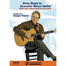 Homespun Easy Steps to Acoustic Blues Guitar (DVD)