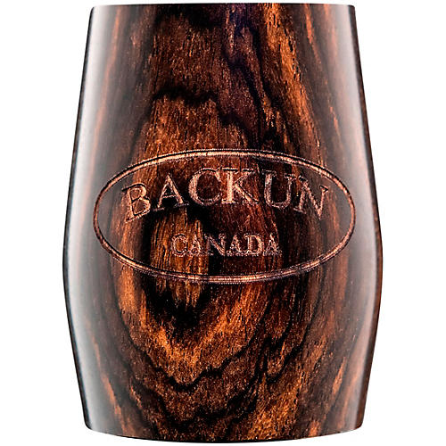 Backun Eb Cutback Grenadila Barrel - Selmer Paris 43 mm