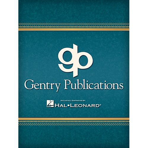 Gentry Publications Ecce Dedi Verba Mea SSAATTBB A Cappella Composed by Richard Burchard
