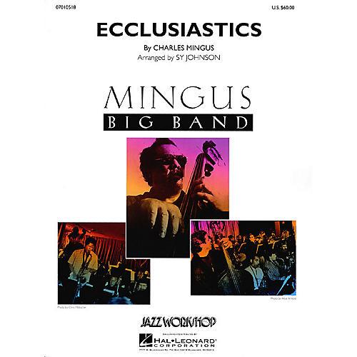 Hal Leonard Ecclusiastics Jazz Band Level 5 Arranged by Sy Johnson