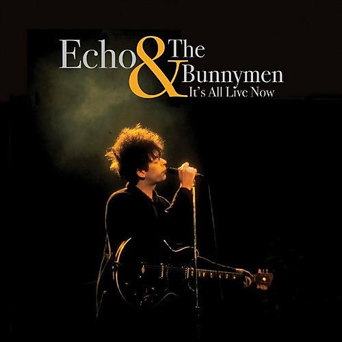 Alliance Echo & Bunnymen - It's All Live Now