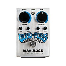 Open Box Way Huge Electronics Echo Puss Standard Delay Guitar Effects Pedal