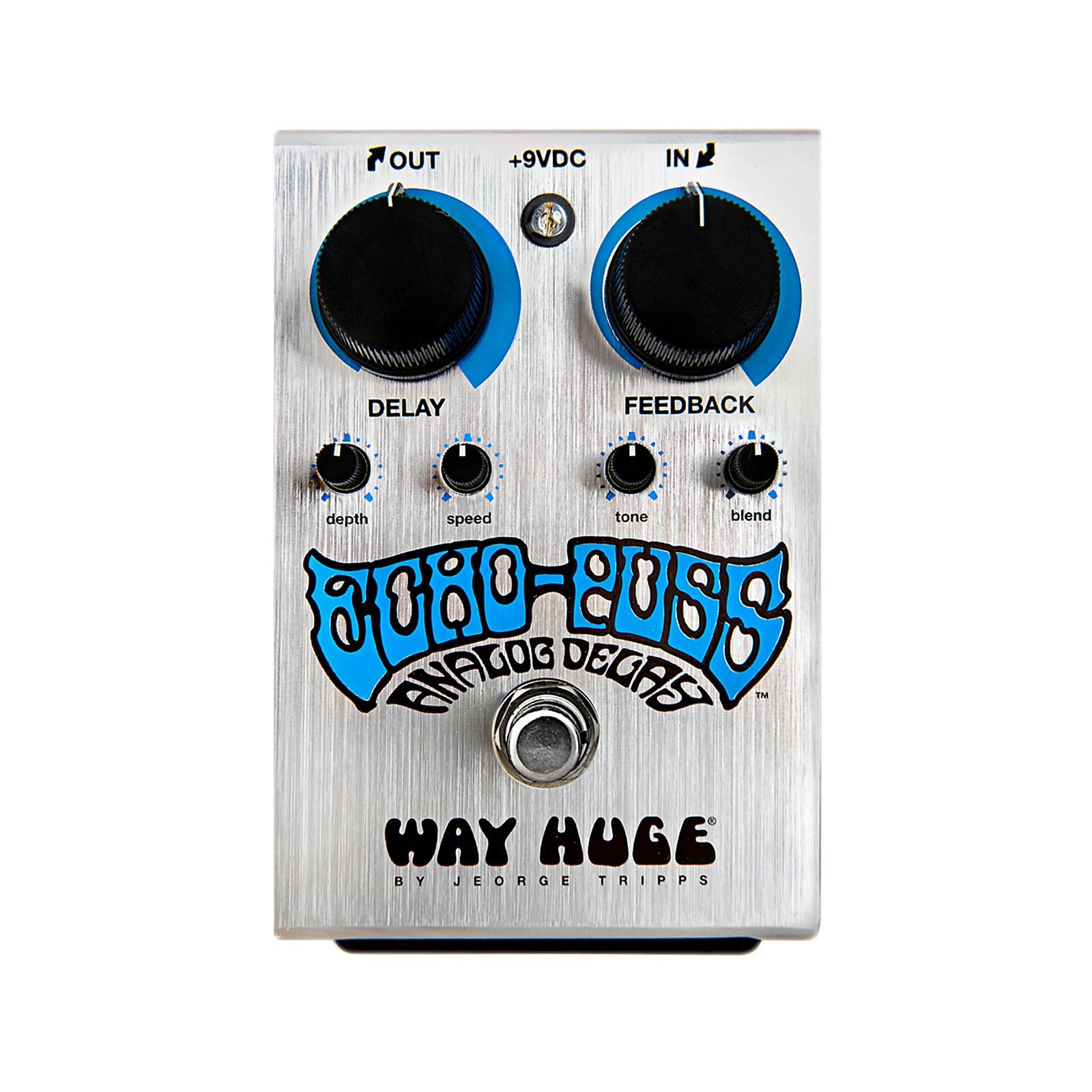 Way Huge Electronics Echo Puss Standard Delay Guitar Effects Pedal