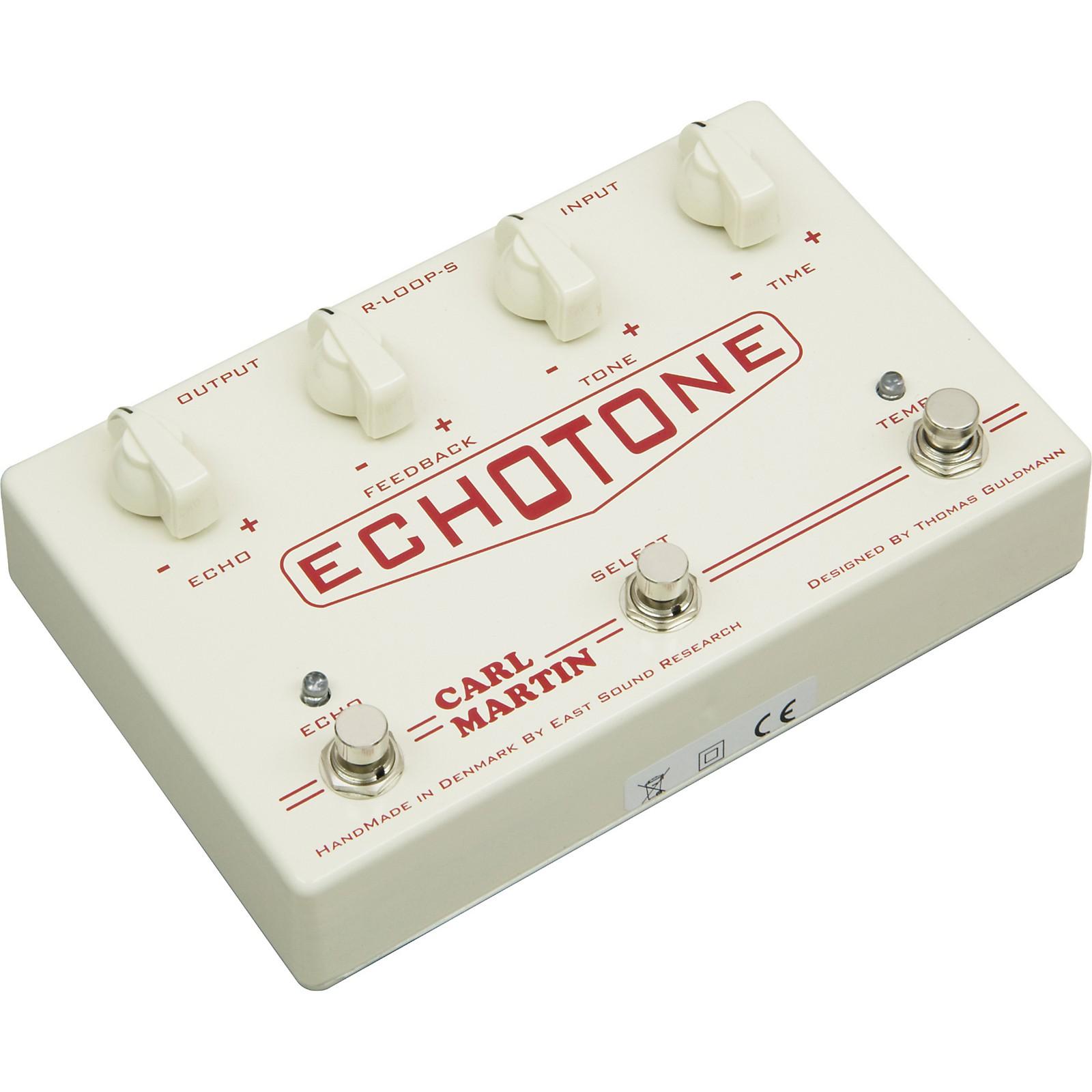 Carl Martin EchoTone Delay Guitar Effects Pedal