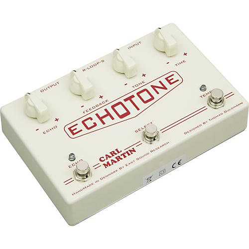 Carl Martin EchoTone Delay Guitar Effects Pedal